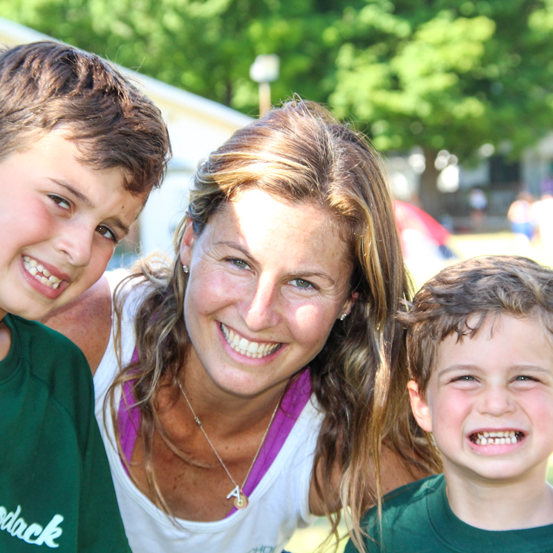 Alyssa Applebaum and sons
